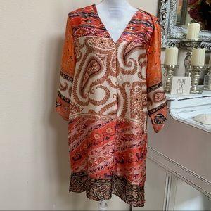 Zara Tunic Dress Size L